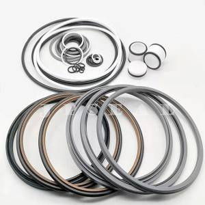 Hot New Products Buffer Ring Seal - Replacement NPK-GH Series Moldel Hydraulic Breaker Seal Kits Sale – JSPSEAL