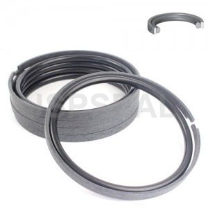 NYLON GLASS filled piston SEAL JSPGA