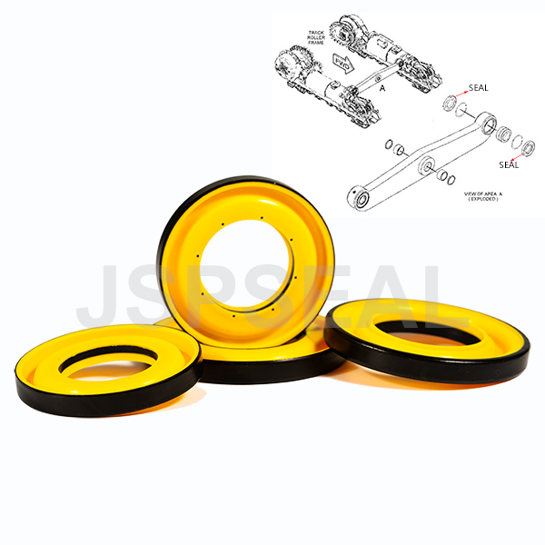 TRACK ROLLER FRAME SEAL 8E5450 Featured Image