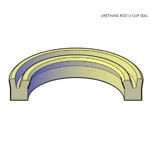 PriceList for Ptfe Hydraulic Step Seals - CT-1211371 U-CUP SEAL – JSPSEAL