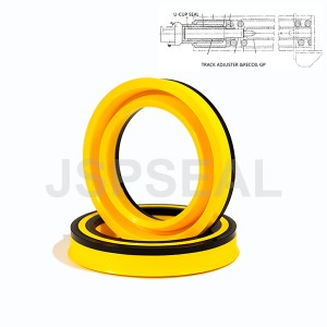 TRACTOR TRACK ADJUSTER U-CUP SEAL