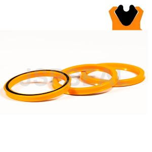 Ordinary Discount Backup Rings - Rod Double Lip PU Seals JSRUA – JSPSEAL