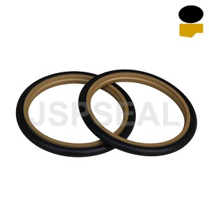 PTFE BUFFER žiedai STEP SEAL