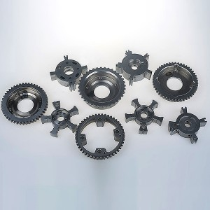 Factory customized powder metal VVT timing gear for automobile engine parts