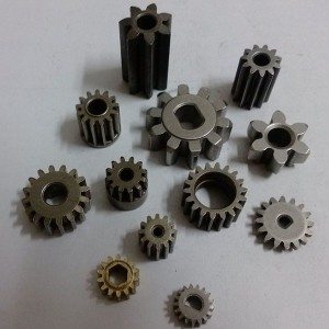 PriceList for Sintered Parts -