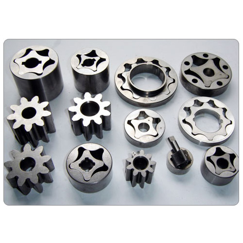 Factory Cheap Hot rotor part -