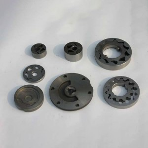 Manufacturer for hydraulic pump rotor -