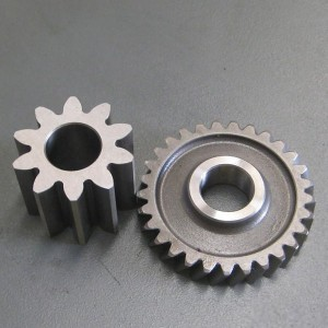 Powder metallurgy gears manufacturer from china