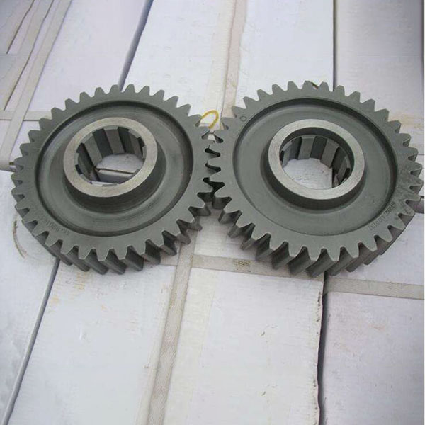 8 Year Exporter Mixer Gear -