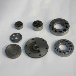 Factory supply OEM high quality various styles gerotor for oil pump