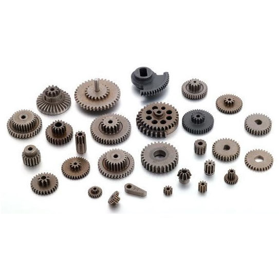 New Delivery for Factory Metal Gear -