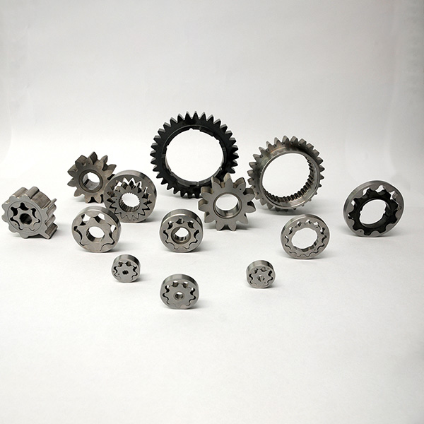 New Arrival China Powder Metallurgy Forged Gear -