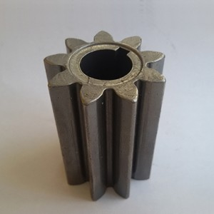 Iron – based powder metallurgy fuel injection pump sprocket
