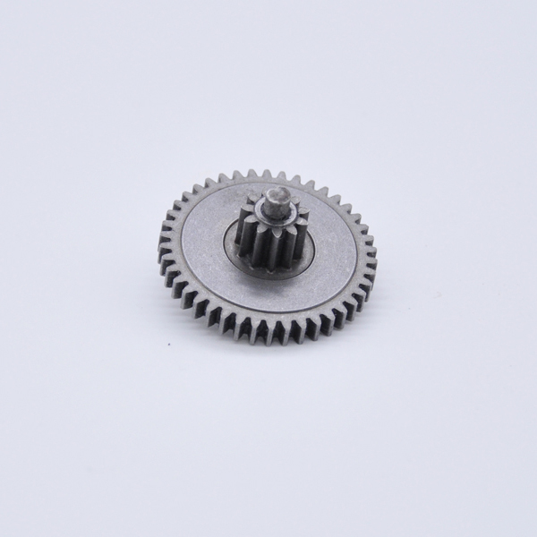 OEM powder metallurgy sintered double gear for power tool/gearbox/motor Featured Image