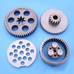Sintered gear manufacturer