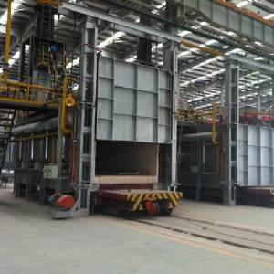 Regenerative forging furnace Manufacturers custom processing forging heating furnace