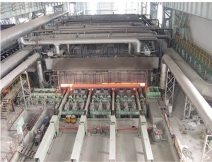China Factory OEM walking beam reheating furnace