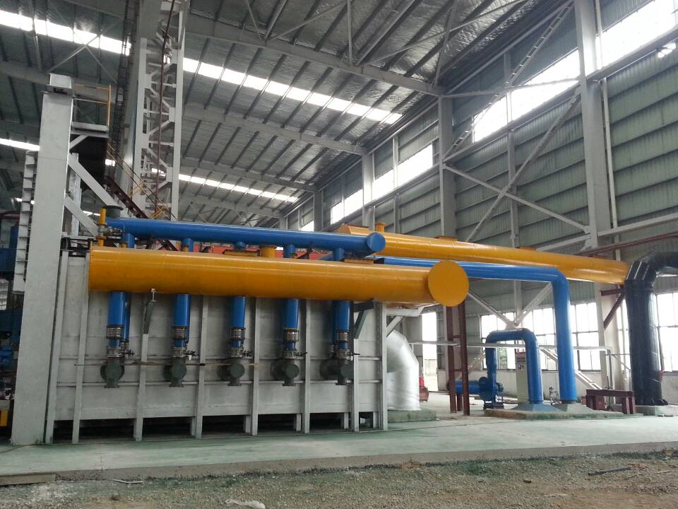Factory wholesale Gas Heating Furnace Tapping -