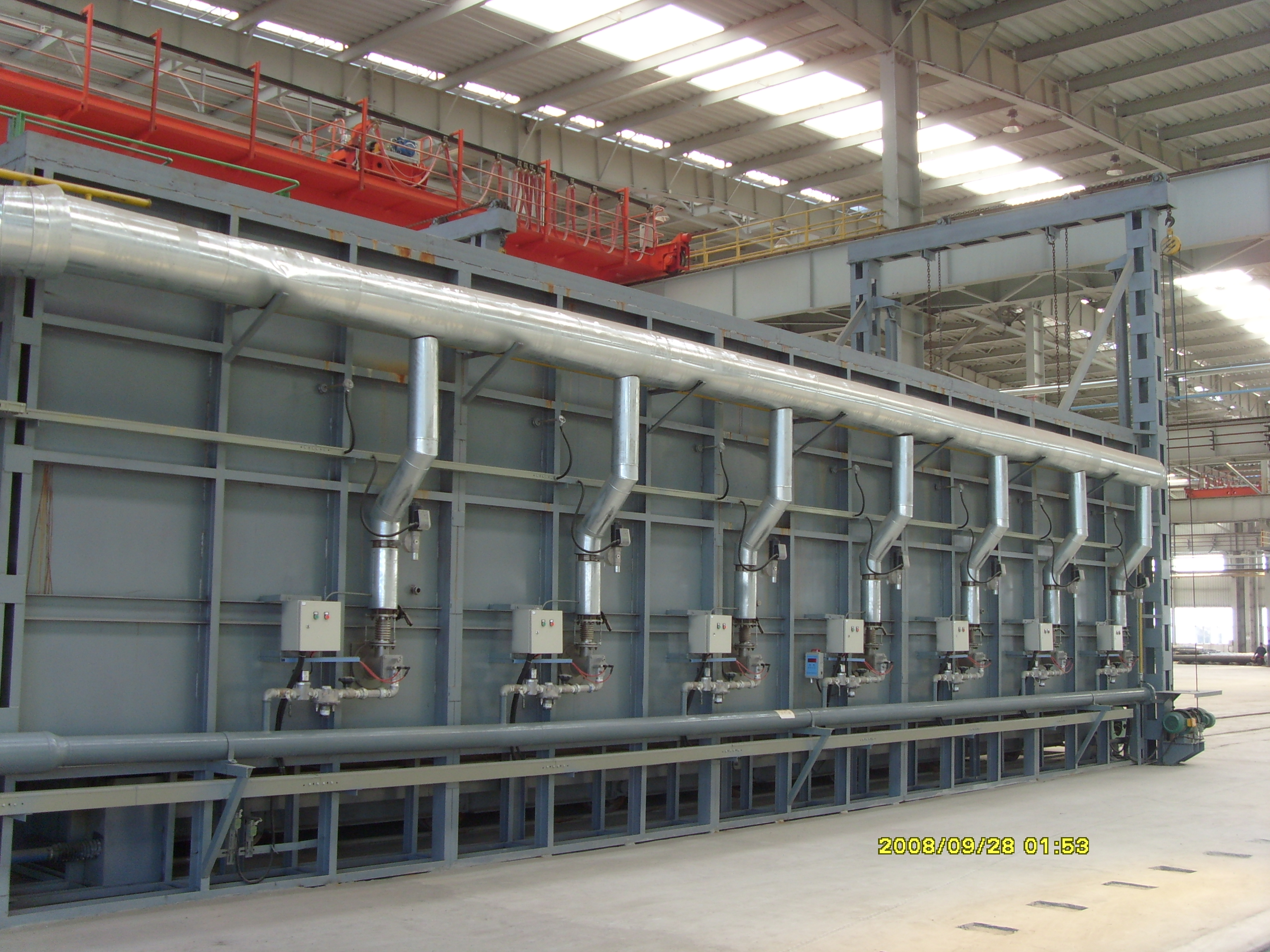 Hearth Type Hot Air Circulating Heat Treatment Annealing Furnace | OEM Industrial heating furnace Featured Image