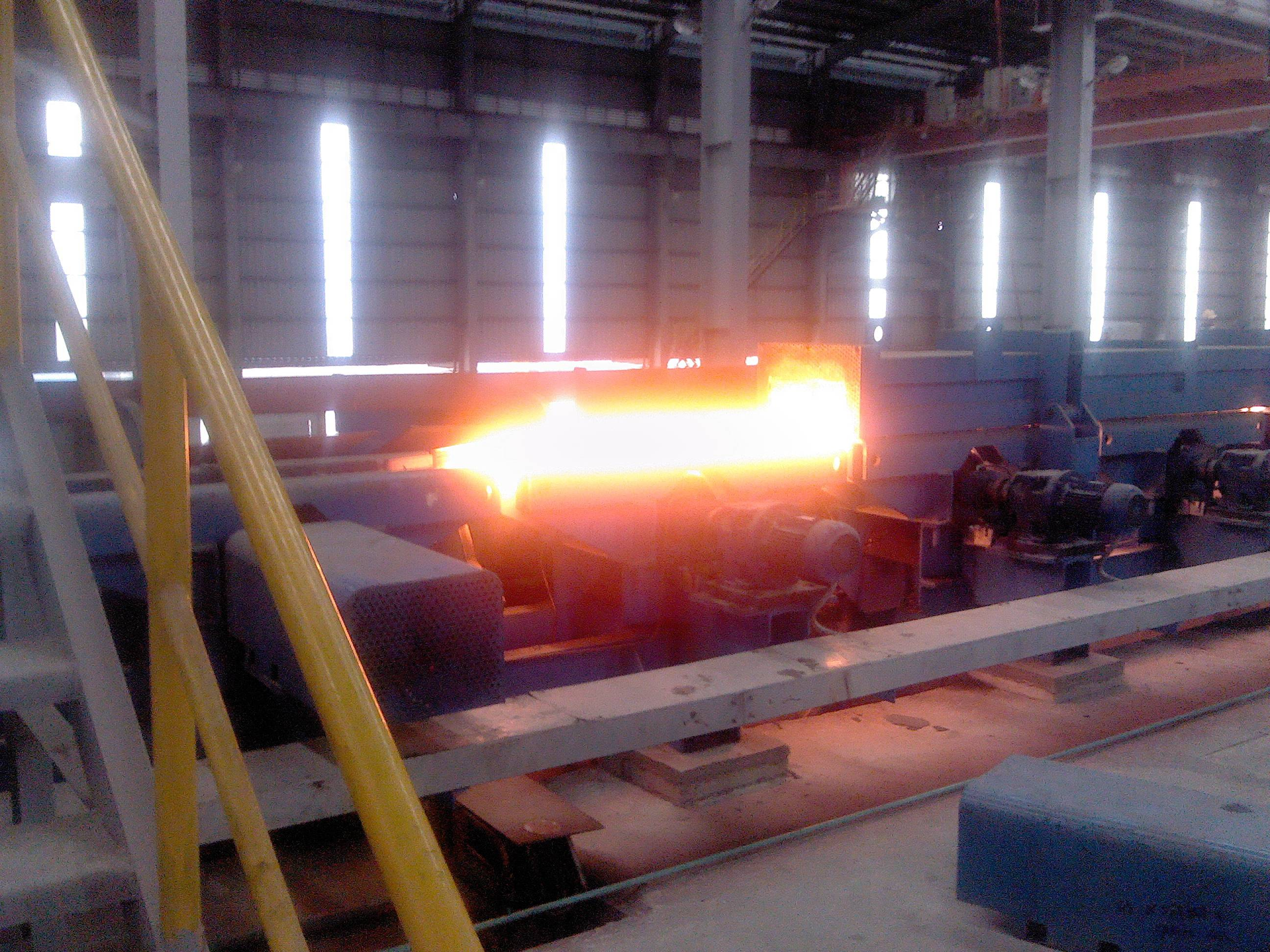 Personlized Products China Walking Beam Furnace -