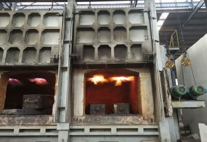 Renewable Design for Industrial Furnace -