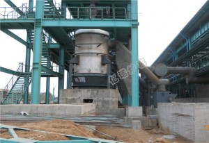 Single Stage Gas Generator