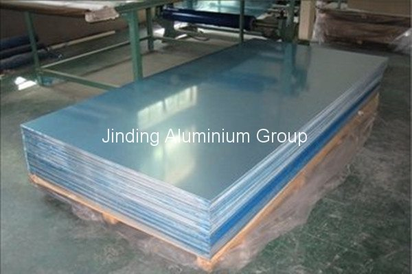 Popular Design for 1000 Series Aluminum Plate for Serbia Factory
