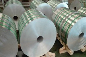 Factory Cheap 8011 jumbo roll aluminium foil for San Diego Manufacturer