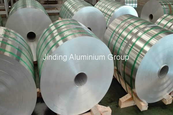 Short Lead Time for 8011 jumbo roll aluminium foil to Slovenia Manufacturers