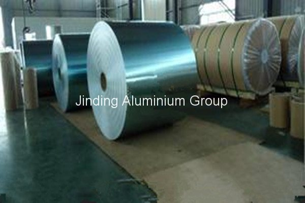 Factory directly provided Aluminum Foil for Air Conditioner for Bahamas Manufacturer