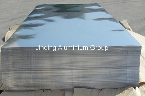 22 Years Factory aluminum sheet for trailers 1060 3003 5052 for Honduras Factories