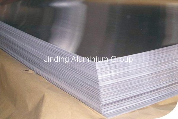 Short Lead Time for Aluminum Sheets 1100 h18 /3003 h14 for Fan Blades to Algeria Importers