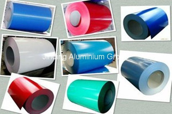 12 Years manufacturer Coated Aluminum Coil for Slovenia Manufacturer