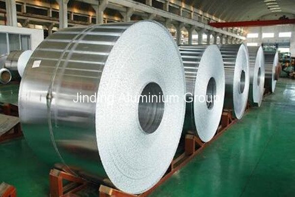 12 Years Manufacturer Aluminum coil  for Sao Paulo Manufacturers
