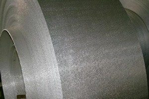 High-Precision Embossed Aluminium Coil