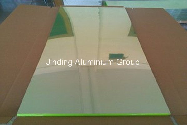 OEM/ODM Supplier for Mirror Finish Anodized Aluminum Sheet to Libya Factory