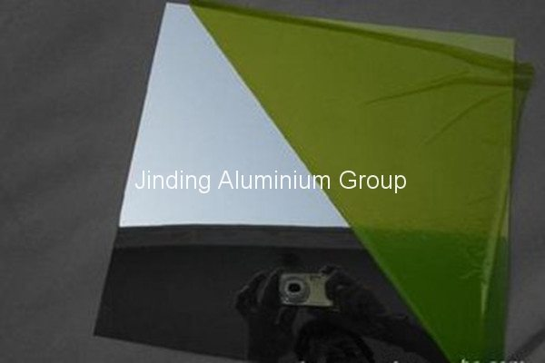 China New Product  Polished Aluminum Mirror Sheet for Afghanistan Factories