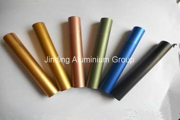 Competitive Price for Anodized aluminum profile to Angola Manufacturer