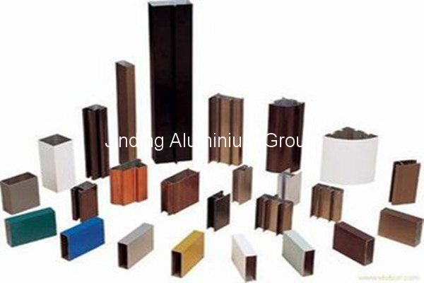 Good Wholesale Vendors  painted aluminium profile to Afghanistan Importers