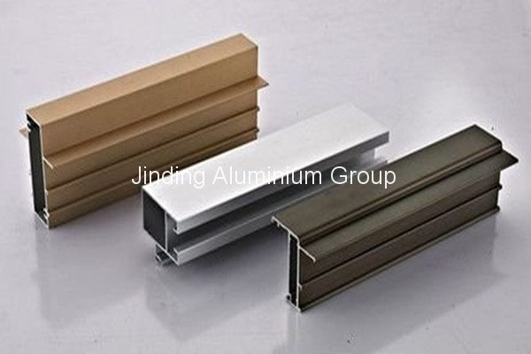 High Efficiency Factory Anodized aluminum profile for Danish Importers