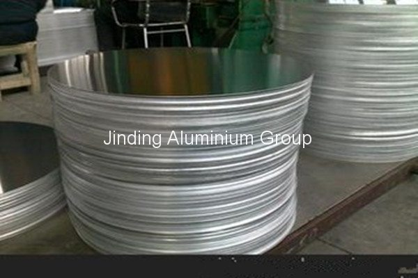 Renewable Design for cooking aluminum circle Export to Hungary