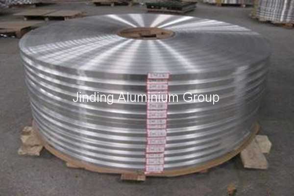 Slitted Aluminum Strip