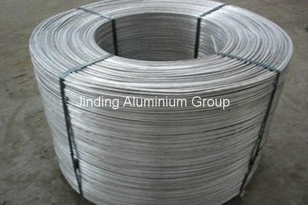 Professional Manufacturer for aluminum wire for India Manufacturer