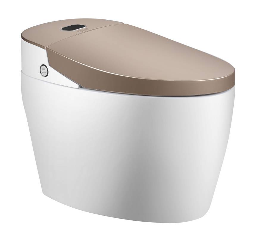 Reasonable Price Automatic Flush Toilets Jt 1015 Gold