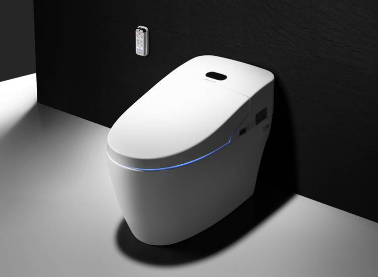 High definition Heated Toilet Lid -