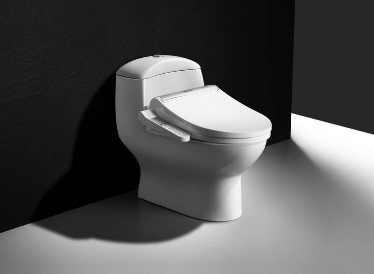 Intelligent toilet seat cover JT 280A Siliver Featured Image