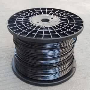 Good Quality Hot Sale 4mm 5mm Black Annealed Baling Wire