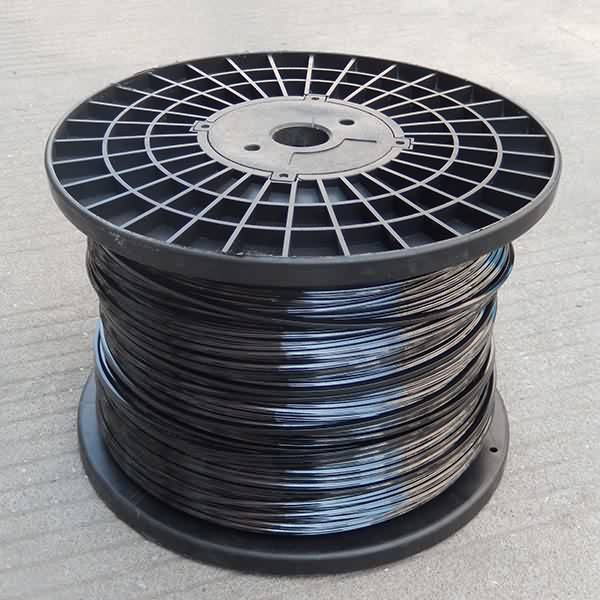 Reasonable price for Plastic Spool Packing Plastic Baling Wire – Pvc Coated Steel Wire detail pictures