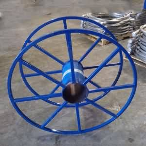 Steel spool Packing Plastic Baling Wire