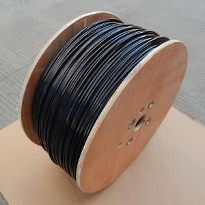Professional Factory for 1.2mm Black Wire Double Twisted Black Soft Wire For Binding
